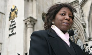 Constance Briscoe was one of the first black women to sit as a judge in the UK