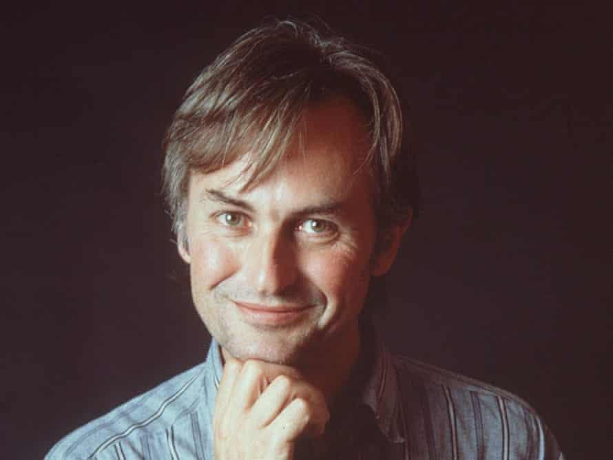Richard Dawkins in 1991. Between 1995-2008 he was Professor for Public Understanding of Science at the University of Oxford.