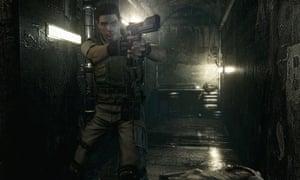 Resident Evil returns – original horror game to get high