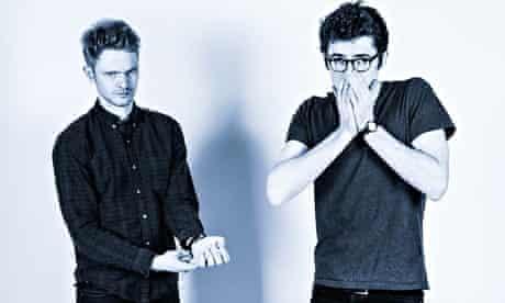 Alex Owen and Ben Ashenden of The Pin