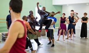 ladysmith black mambazo inala rehearsals