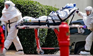 Ebola victim Nancy Writebol