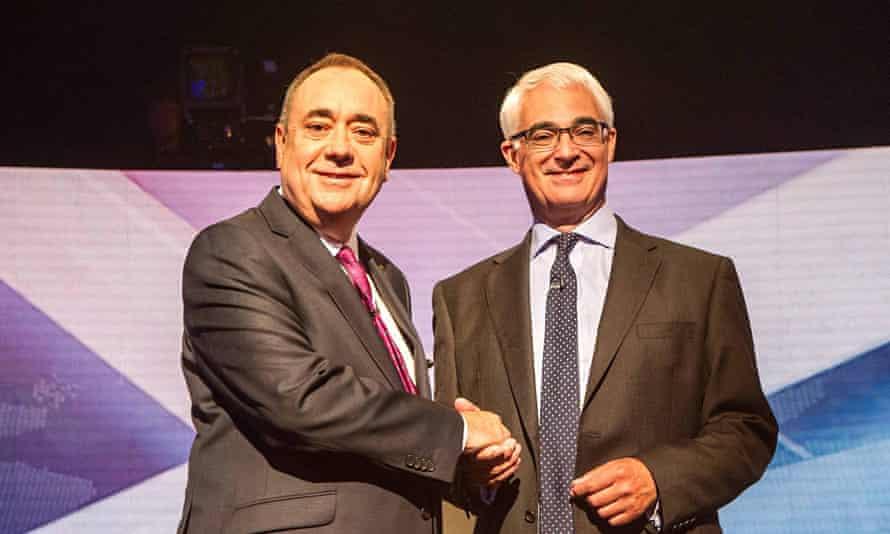 Scottish tv debate