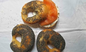 Felicity Cloake's perfect bagels.