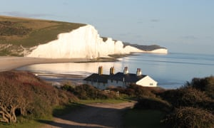 On the hop: beer and walking holiday in Sussex.