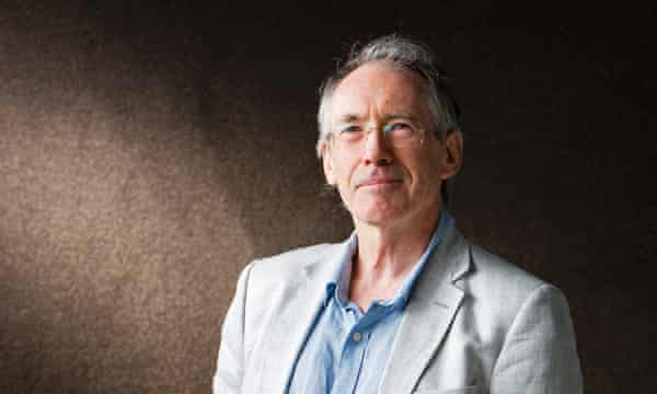 Ian McEwan, who argues in favour of using a platform in Israel to speak out.