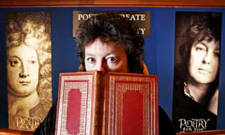 Carol Ann Duffy, Poetry At The Palace