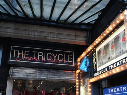London's Tricycle Theatre.