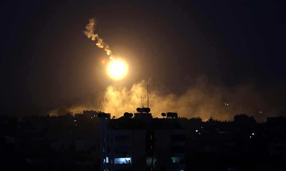 MIDEAST ISRAEL PALESTINIANS CONFLICT
