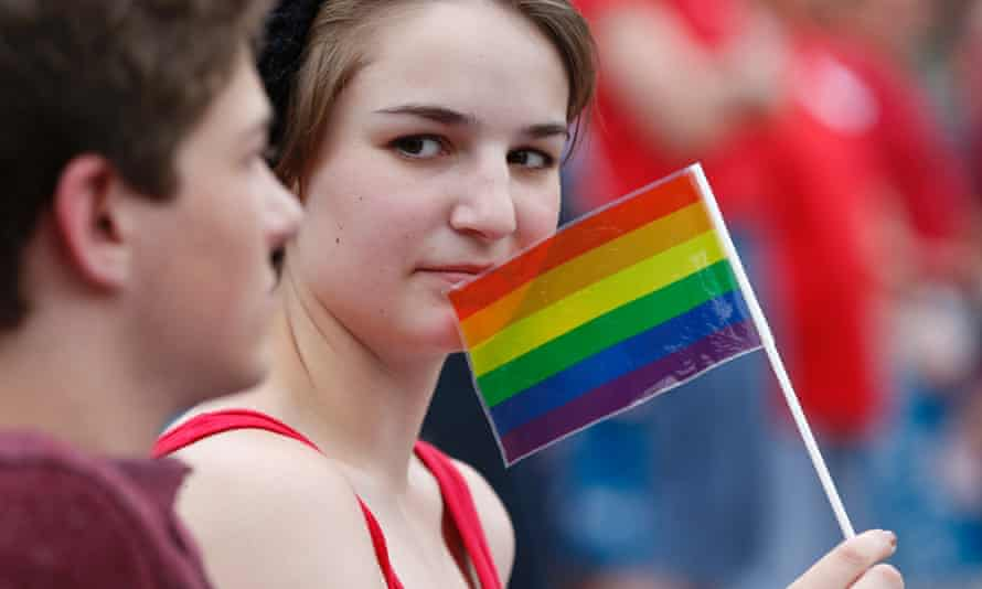 Hundreds rallied for gay marriage in Cincinnati.  same-sex marriage