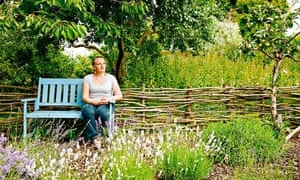 How does garden grow: Joanna Spencer
