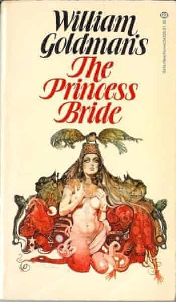 Princess Bride bad cover