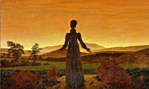 Caspar David Friedrich suns in art 6