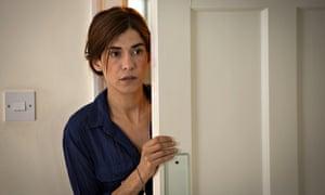 Emerging from the sidelines … Atika Halabi (Lubna Azabel).