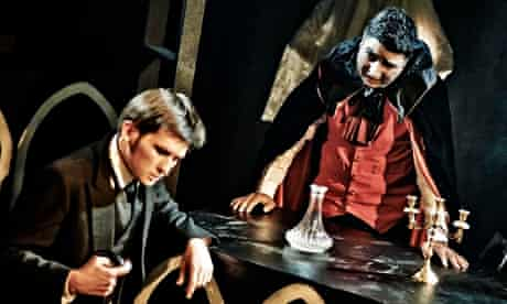 Nick Mohammed in Mr Swallow – The Musical