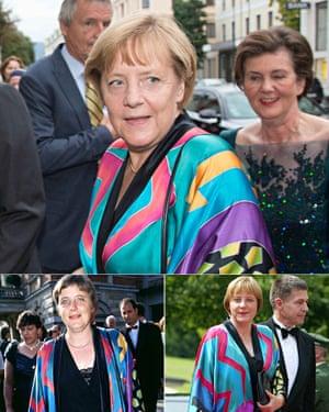 Angela Merkel's tunic