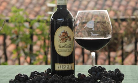 Cantina Marsaglia, Piedmont