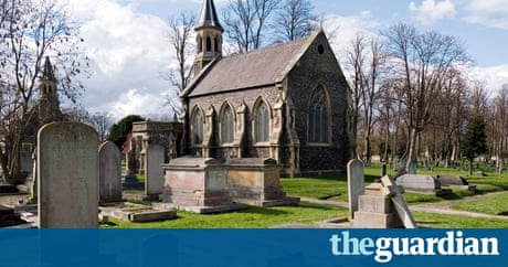 Man fined for pretending to be ghost in Portsmouth cemetery
