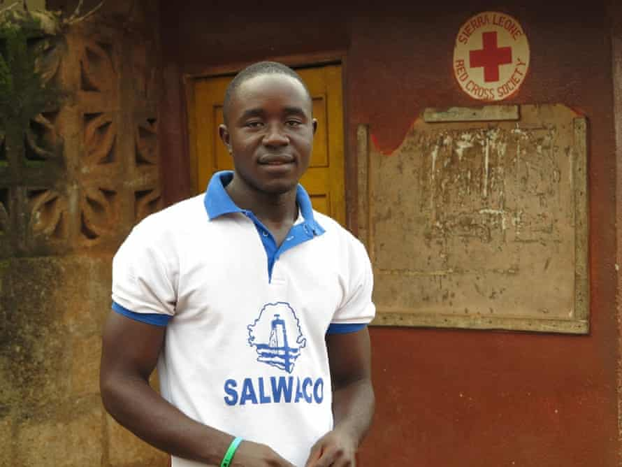 UNICEF working to correct the myths and misconceptions surrounding Ebola in Sierra Leone