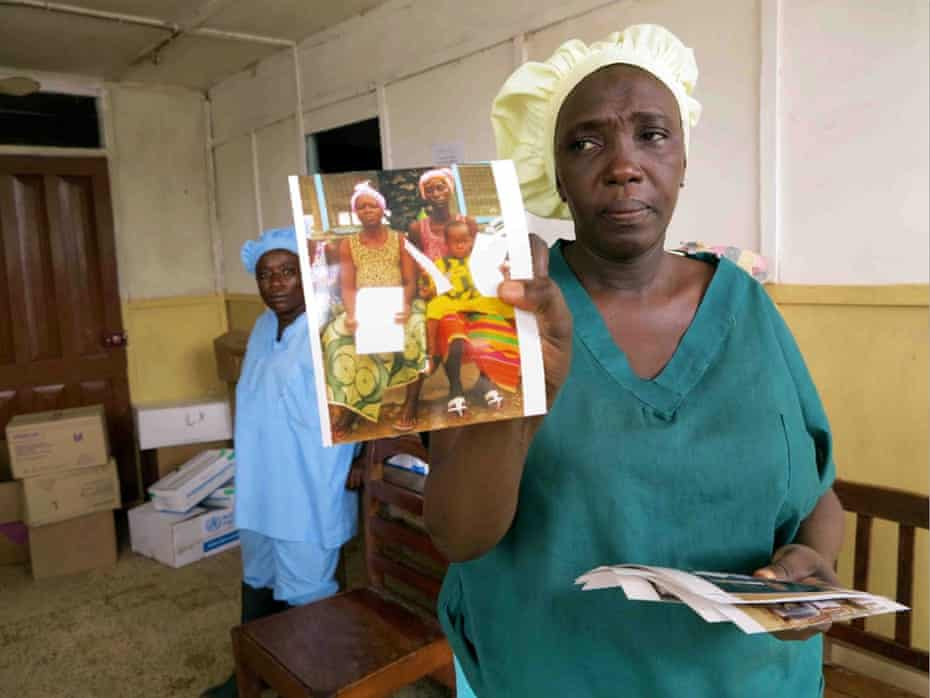 Myths and misconceptions surrounding Ebola in Sierra Leone