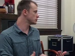 Bowe Bergdahl preparing to be interviewed by army investigators,