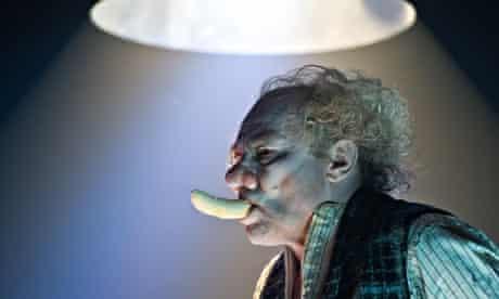 Klaus Maria Brandauer as Krapp