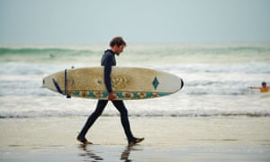 Surfing and French: