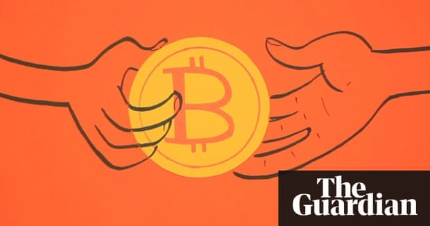 Bitcoin made simple video animation technology the guardian ccuart Choice Image