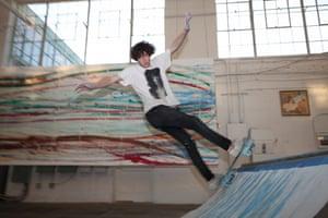 Matt Reilly, Mini Ramp I, 2014.