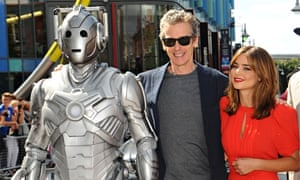 Doctor Who premiere in Cardiff