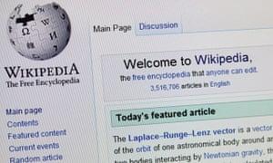Wikipedia, welcome 2010
