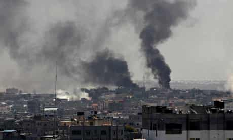 40 Gazans killed in Israeli shelling of Rafah