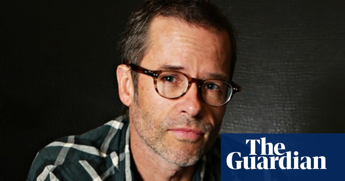 Guy Pearce The Rover Returns Film The Guardian