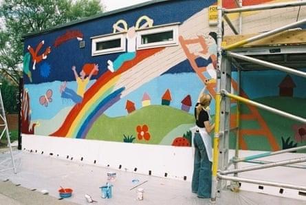 Live Better: Community Repaint
