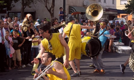 The Always Drinking Marching Band