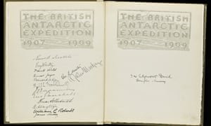 Shackleton An Account Of The British Antarctic Expedition