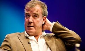 Jeremy Clarkson in Top Gear Master Class