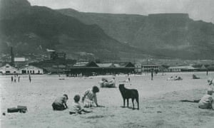 Woodstock Beach was destroyed by land reclamation in the 1940s.