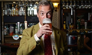 Nigel Farage's drinking habits have got nothing on politicans of the past.