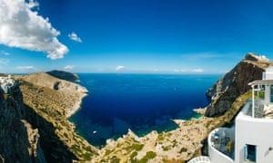 Anemomilos Apartments, Folegandros, Cyclades, Greece