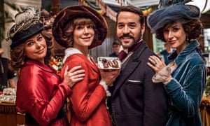 Mr Selfridge, one of the shows made by ITV's own production company, ITV Studios.