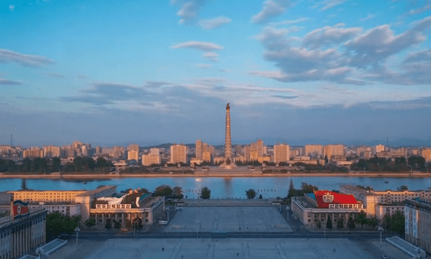 Pyongyang timelapse