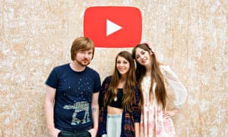 youtube young celebrities