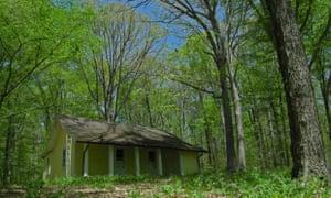 Hinkle House, near Bloomington Indiana. Photograph: Samuel Orr.