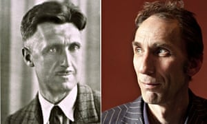 George Orwell and Will Self