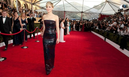 Nude photos of Jennifer Lawrence (seen here at the Oscars) have been leaked online. But how did the hacker get access?