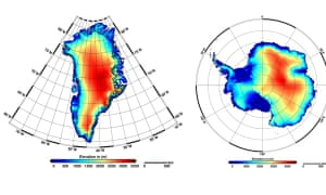 b7bd0a32f3 New elevation models of Antarctica and Greenland by ESA s CryoSat satellite  New elevation models of Antarctica