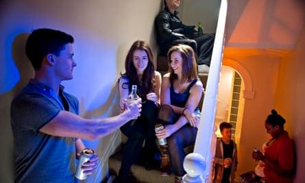 Teenage parties