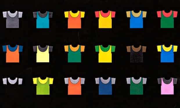Edward Tufte FAX shirt infographic