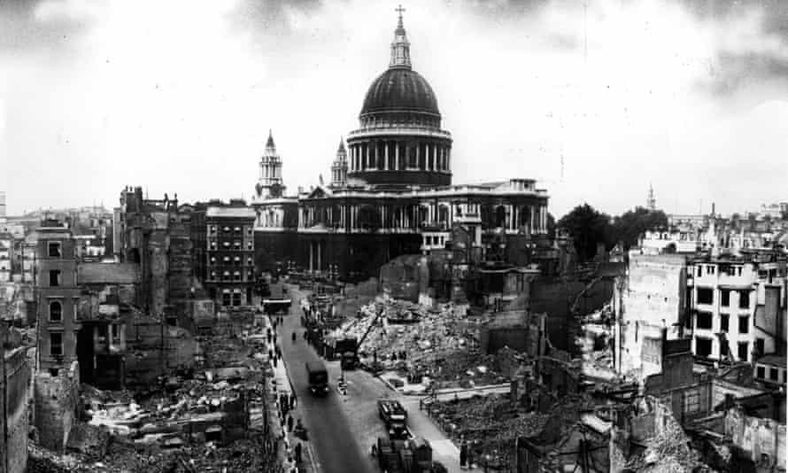 City Bomb Damage